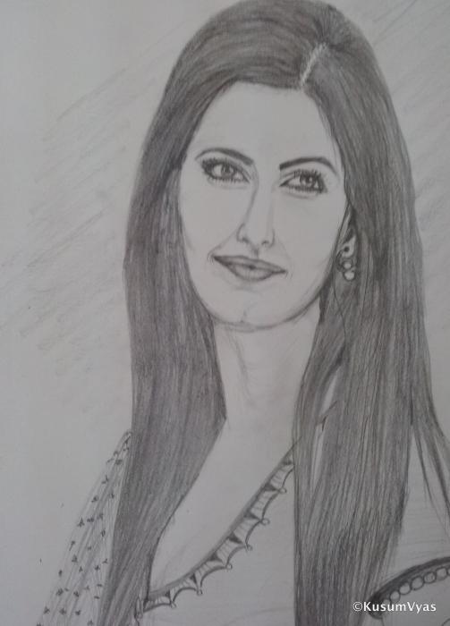 Katrina Kaif by Vyas